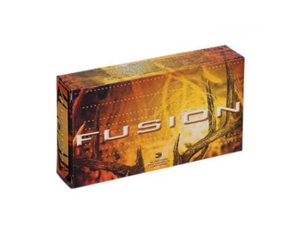 Federal 6.5 Creedmor 140gr Fusion Ammunition, 20 Round Box - F65CRDFS1
