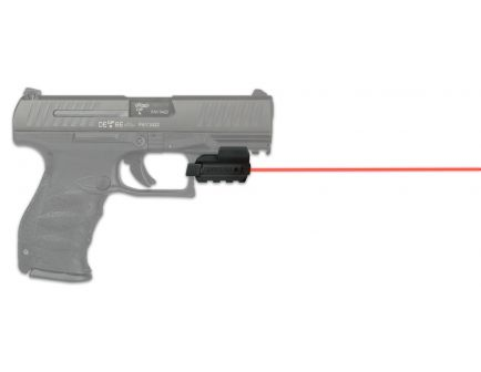 LaserMax Spartan Red Adjustable Fit Rail Mounted Laser Gunsight - SPS-R