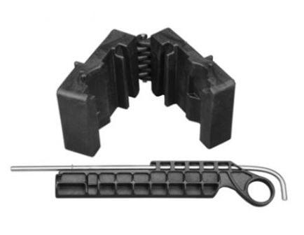 Wheeler Delta Series AR-15 Upper  Vise Block Clamp 156444