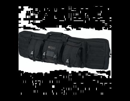 "DRAGO 42"" Single Tactical Gun Case Black 12303BL"