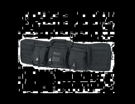 """DRAGO 42"""" Double Tactical Gun Case 12323BL"""