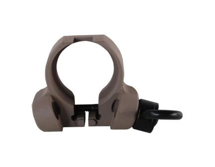 Troy Professional Grade Rifle Sling Adapter FDE – SMOU-PGR-00FT-00