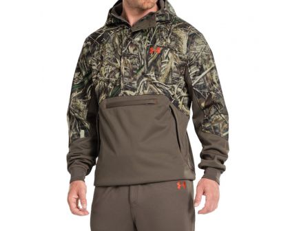 Under Armour Men's ColdGear Infrared Skysweeper Wind Hoodie, Realtree Max 5 - 1249475-900