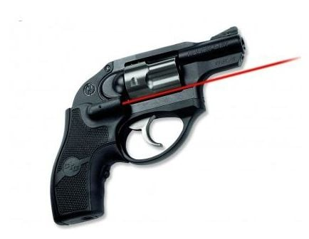 Crimson Trace Lasergrips for Ruger LCR LG-411