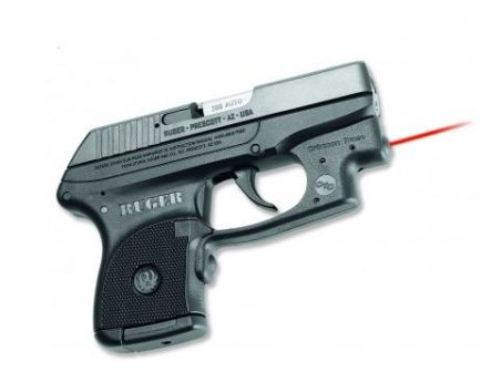 Crimson Trace Laserguard for Ruger LCP LG-431