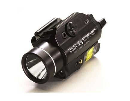 Streamlight TLR-2 Rail-Mounted Tactical Weapon Light w/ Laser