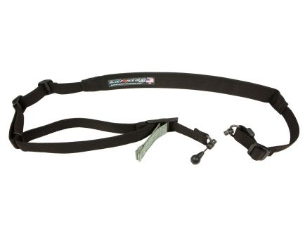 Blue Force Gear Vicker 221 Sling, Textured Black - VCAS2TO1RED200AABK