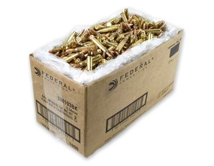 5.56 Rifle Ammo Loose pack of american eagle 5.56mm 55 grain fmjbt ammo