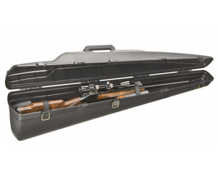 "Plano AirGlide Scoped Rifle/Shotgun Case - up to 50"" - Black - 130102"