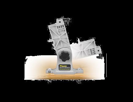 Wheeler AR10 Magwell Vise Block
