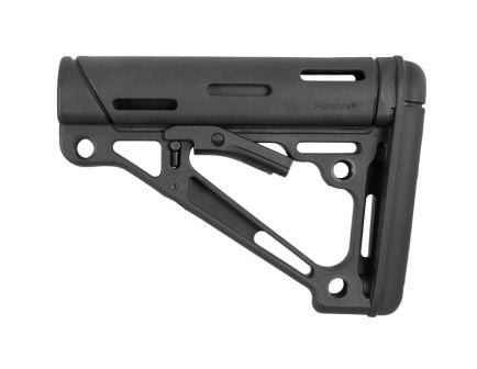 Hogue Overmolded Collapsible AR-15 Stock