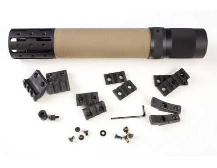 Hogue AR-15/M-16 Rifle Length Overmolded Forend with Accessories