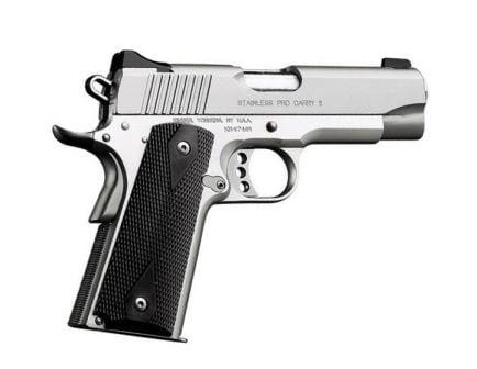 "Kimber Pro Carry II .45 ACP 4"" 1911 Pistol, Stainless Steel"