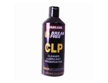 Safariland Break-Free CLP 4oz Liquid [CLP-4]