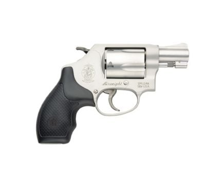 Smith & Wesson 637 .38 Special +P Airweight Revolver 163050