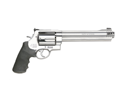 Smith & Wesson Model 460VXR .460 S&W Magnum Stainless Steel Revolver 163460