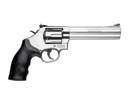 Smith & Wesson Model 686 .357 Magnum/.38 Special +P Stainless Steel Revolver 164224