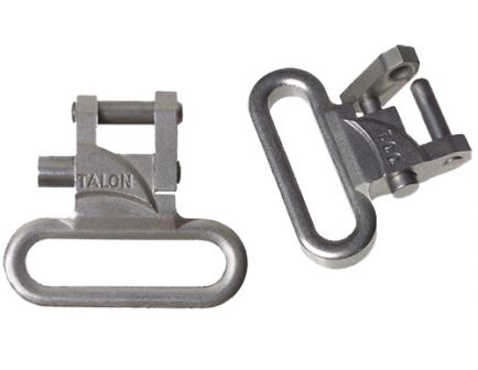 """Boyt The Outdoor Connection Talon 1"""" Quick Release Sling Swivel, Silver - TAL-79450"""