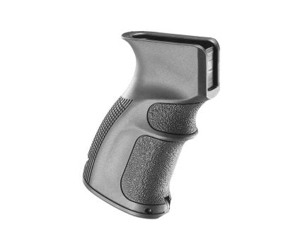 FAB Defense AG-47 Ergonomic Pistol Grip For AK-47/74, Black Polymer - FX-AG47B