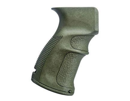 FAB Defense AG-47 Ergonomic Polymer AK Pistol Grip, OD Green - FX-AG47G