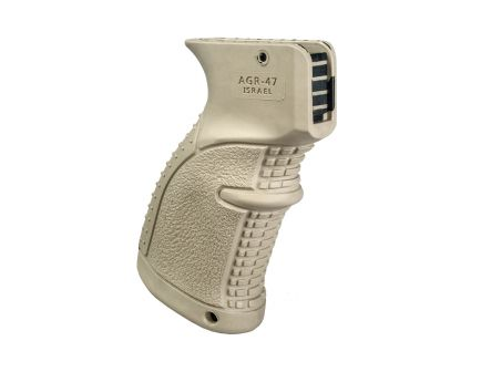 FAB Defense AK-47/74 Ergonomic Pistol Grip, FDE -FX-AGR47