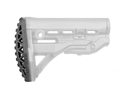 FAB Defense ARP Rubberized Assault Butt-Pad, Black - FX-ARP