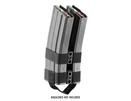 FAB Defense MCE 5.56x45 / 7.62x39 Polymer Magazine Coupler, Black - FX-MCEB