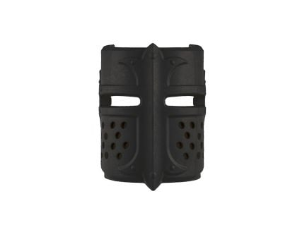 FAB Defense Improved Mag Well with Cavalier Mask Grip, Black - FX-MOJO-CAVB
