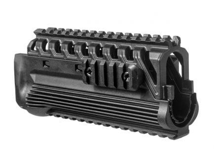 FAB Defense Galil Rifle Quad Rail Handguard, Black - FX-PRGB