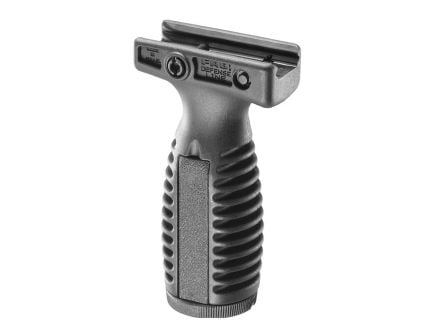 FAB Defense TAL-4 Ventilated Ergonomic Vertical Picatinny Rail Foregrip, Black - FX-TAL4B