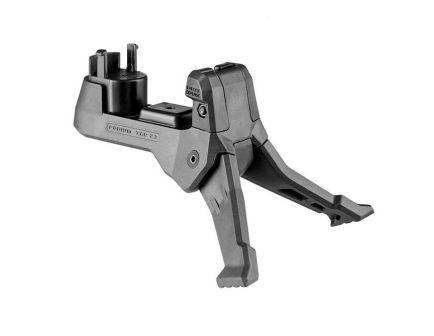 FAB Defense TAR Podium Quick Deployment Bipod for TAR 21 Rifle, Black - FX-TARPODB