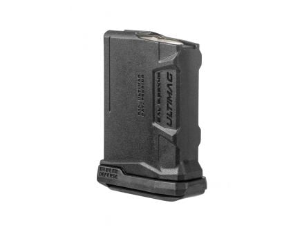 FAB Defense Ulitmag 10R AR-15 10 Round Magazine, Black - FX-UMAGR10