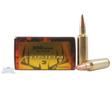 300 WSM Rifle Ammo