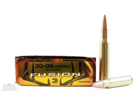 Federal 30-06 Rifle Ammo