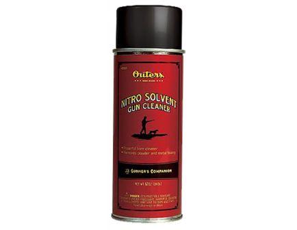 Outers Weaver Nitro Solvent Bore Cleaner, 12 oz Aerosol - 42061