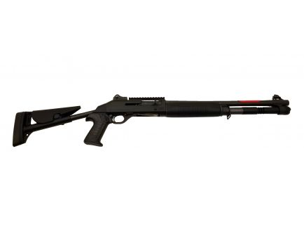 "Benelli 18.5"" M1014 12 Gauge Shotgun With Fixed Skeleton Stock,  2 3/4"" & 3"" - 11701"