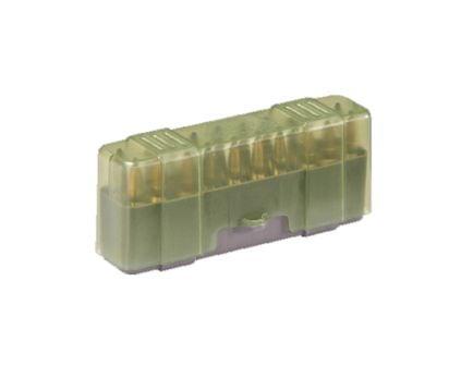 Plano Synergy .308 Win/.220 Swift/.243 Win/.257 Roberts 20 Round Flip-Top Medium Ammo Case w/Slip Cover, Green/Gray - 122920