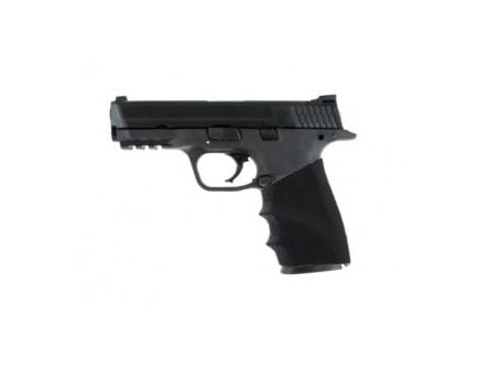 Hogue Handall Slip-On Grip Sleeve for S&W 9mm, 357 SIG, 40 S&W Full Size Pistols Black 17400