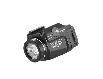 Streamlight TLR-7 Rail Mounted 500 Lumen Tactical Light, Black - 69420