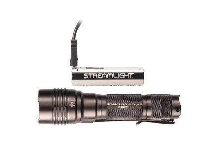 Streamlight ProTac HL-X 1000 Lumen Tactical Light w/ 18650 USB Battery, Black  - 88084