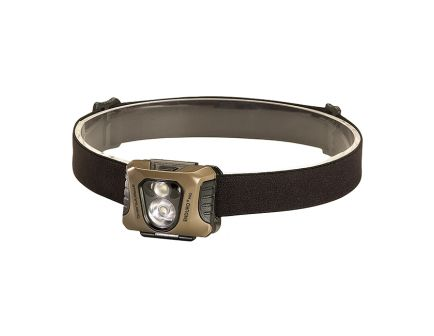 Streamlight Enduro Pro White/Green LED Headlamp, Coyote - 61425