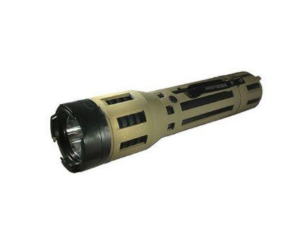 Sabre AKA Security Equipment Corp 1.82 uC Tactical Stun Gun w/ LED Flashlight and Holster, Green - S-2000SF-G