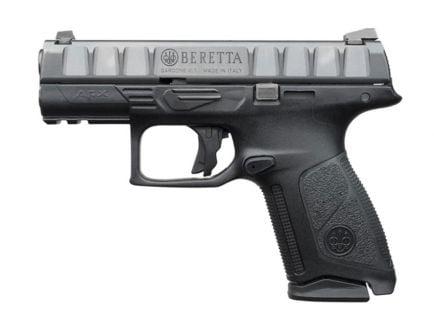 "Beretta APX Centurion 9mm 3.7"" Pistol, Black - JAXQ921"