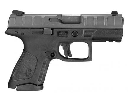 """Beretta APX Compact 9mm 3.7"""" Pistol, Black - JAXC921"""