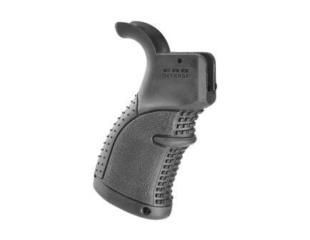 FAB Defense Rubberized AR-15 Pistol Grip in Black