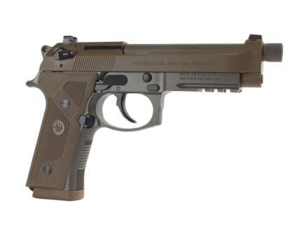 Beretta M9A3 Type F 9mm Pistol, Flat Dark Earth - J92M9A3