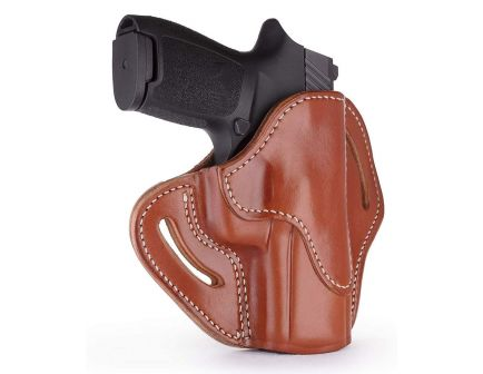 1791 Gunleather Optic Ready RH OWB Holster Compact Classic | Brown