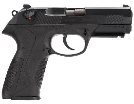Beretta Px4 Storm Type F Full Size 9mm 10 Round Pistol, Black - JXF9F20