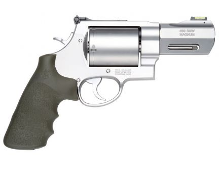 Smith & Wesson Performance Center Model 460XVR Extra Large .460 S&W Mag Revolver, Satin Stainless - 170350