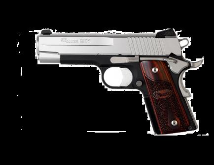 Sig Sauer 1911 .45 ACP C3 Two Tone Wood Grip 1911CO-45-T-C3